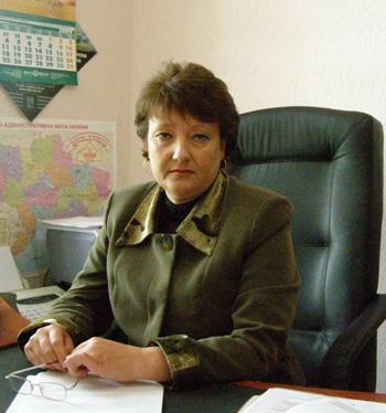 Герасимчук Елена Андреевна - председатель Николаевского областного профсоюза работников малого и среднего бизнеса